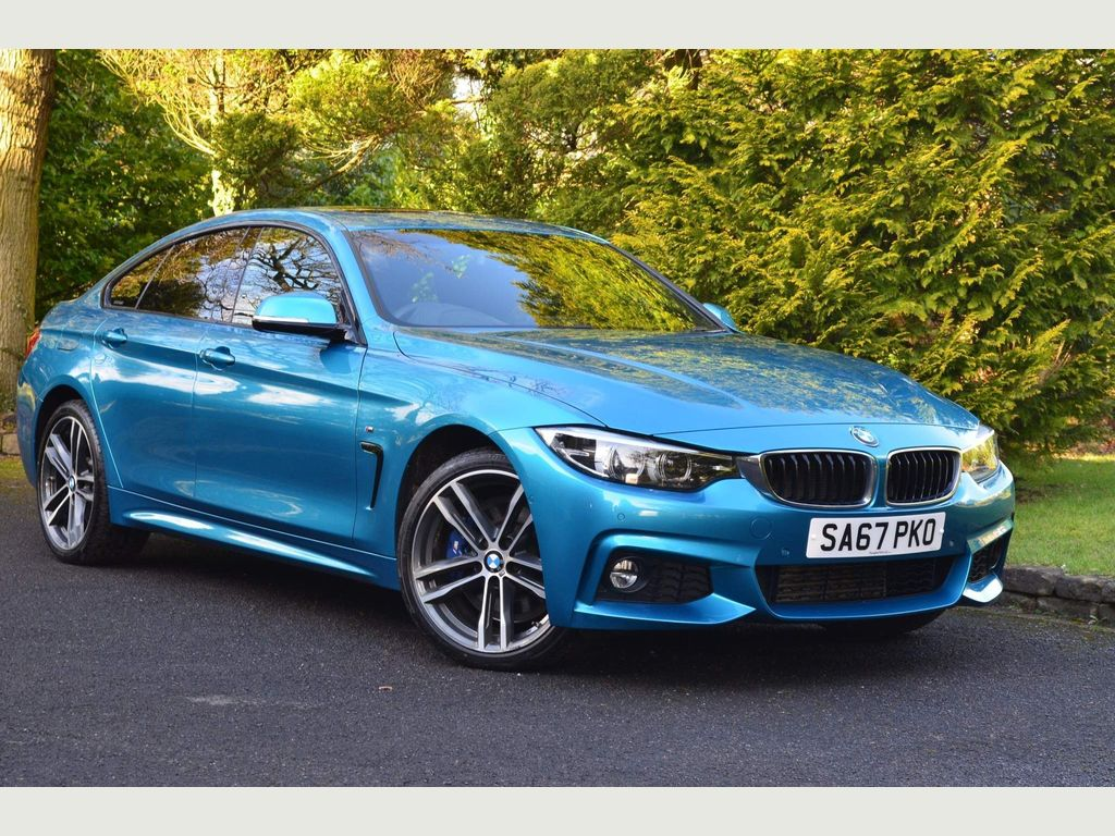 BMW 4 Series Gran Coupe Saloon 3.0 430d M Sport Gran Coupe Auto xDrive (s/s) 5dr