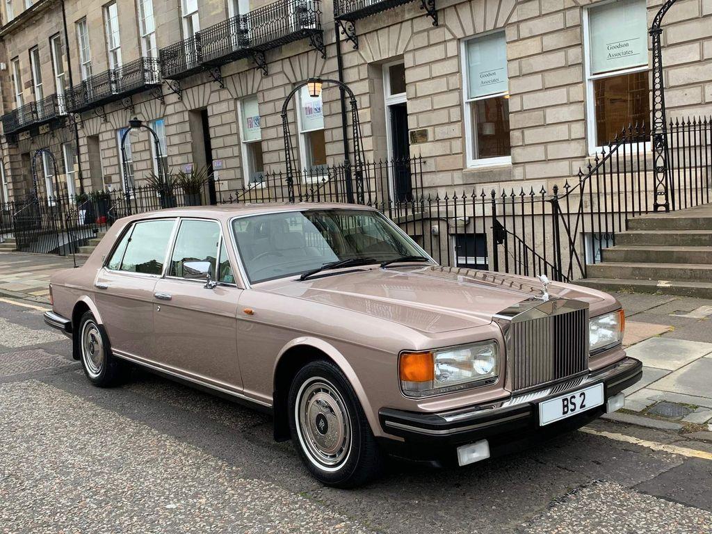 Rolls-Royce Silver Spur Limousine 6.8 Muliner Park Ward 4dr