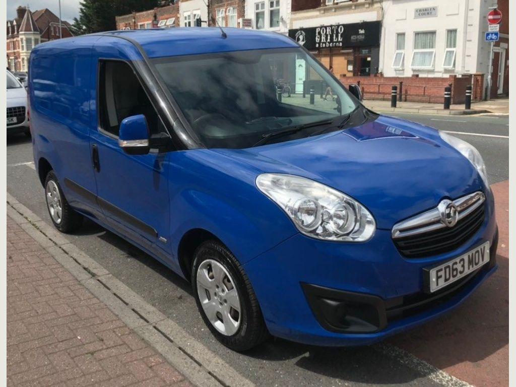 Vauxhall Combo Panel Van 1.3 CDTi 2000 ecoFLEX 16v Sportive Panel Van L1 H1 (s/s) 3dr