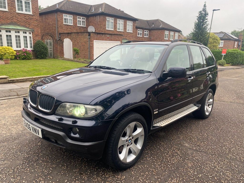 BMW X5 SUV 3.0d Sport Exclusive Edition Auto 4WD 5dr