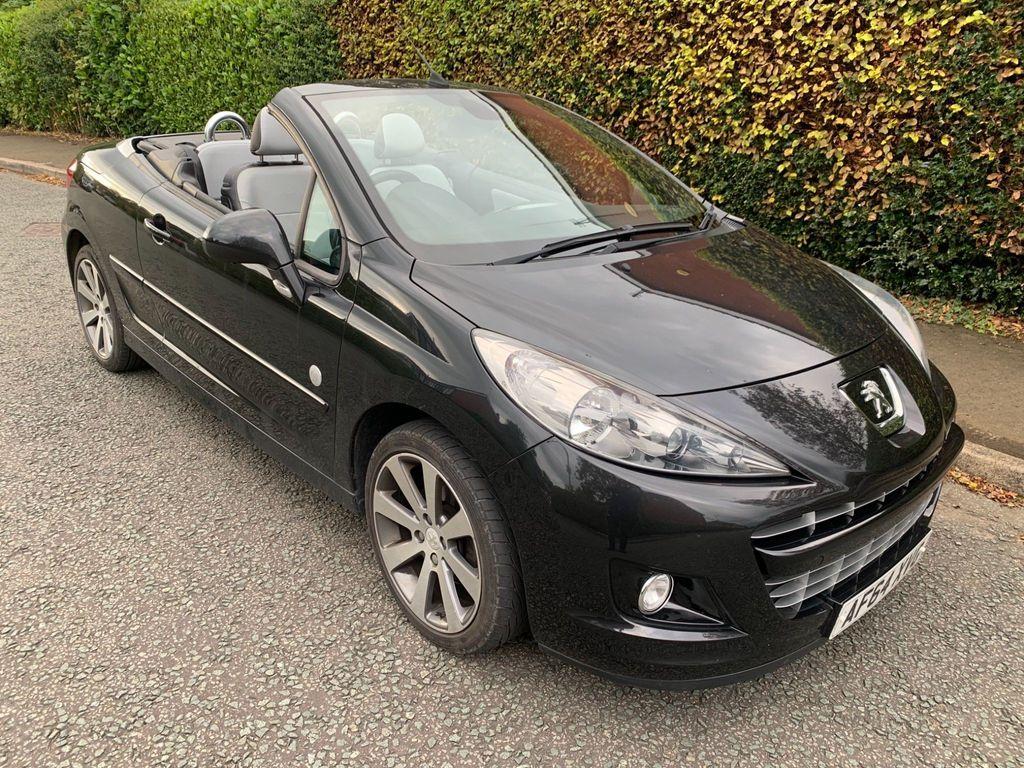 Peugeot 207 CC Convertible 1.6 VTi Roland Garros 2dr