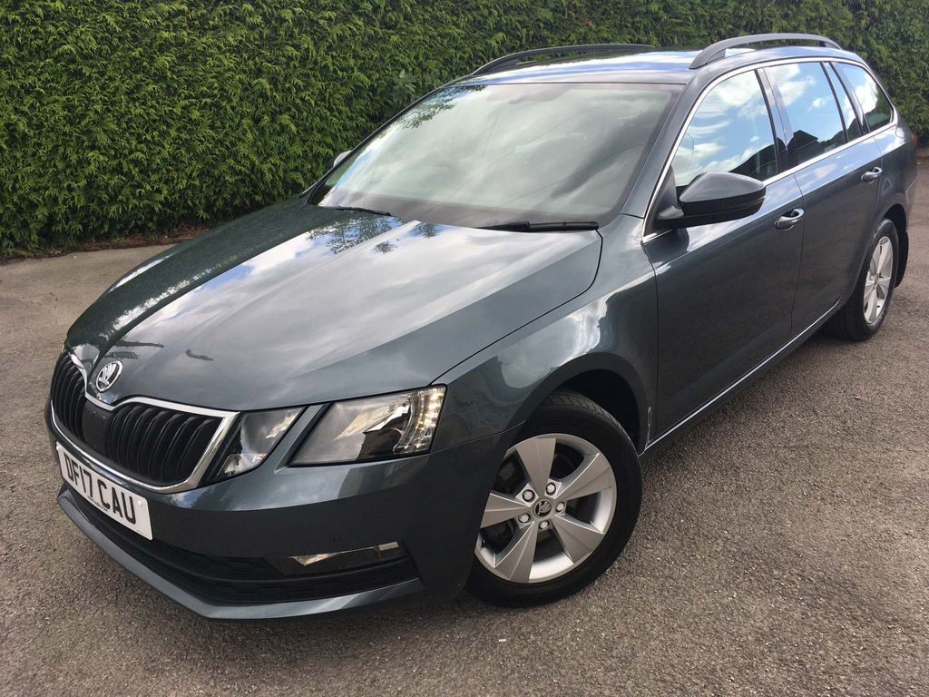 SKODA OCTAVIA Estate 2.0 TDI SE Technology (s/s) 5dr