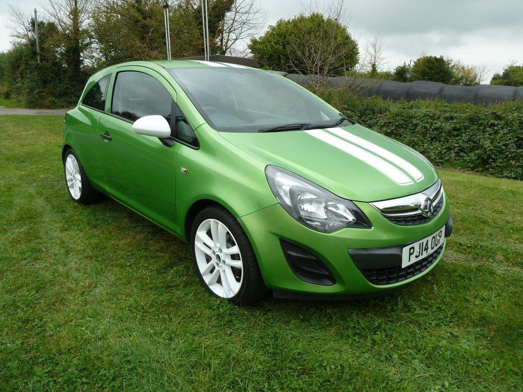 Vauxhall Corsa Hatchback 1.2 16V Sting 3dr (A/C)