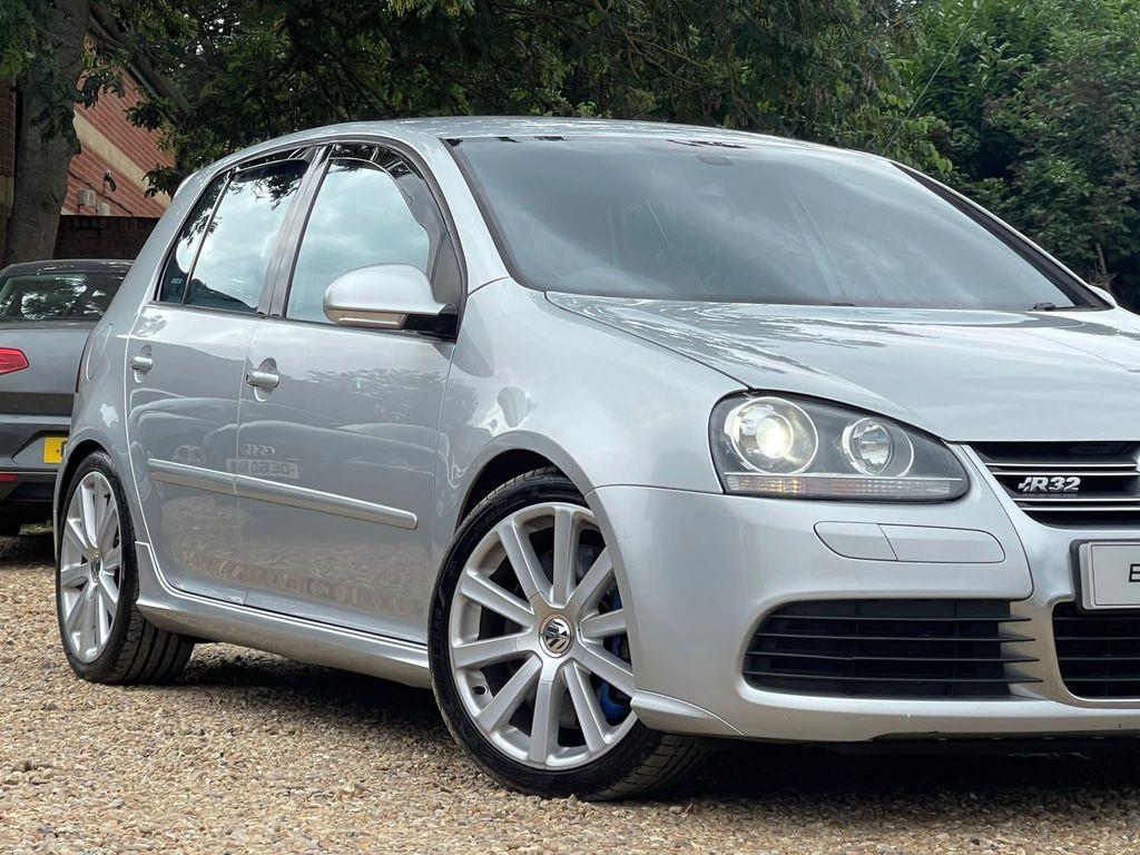 Volkswagen Golf Hatchback 3.2 V6 R32 4Motion 5dr