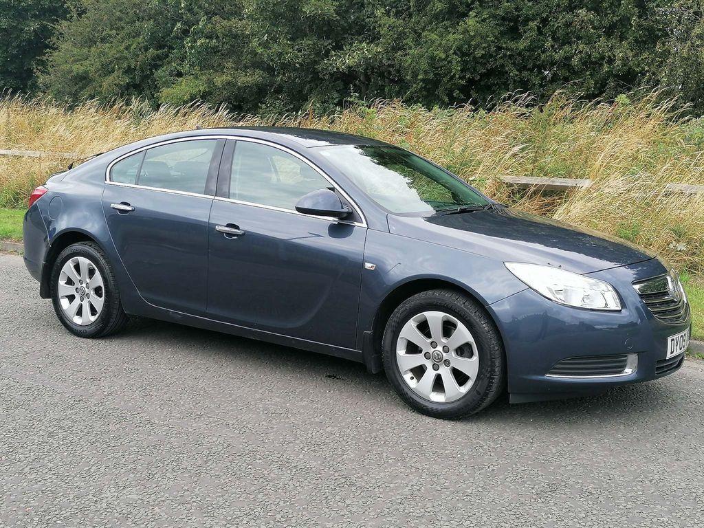Vauxhall Insignia Hatchback 2.0 CDTi ecoFLEX 16v SE 5dr