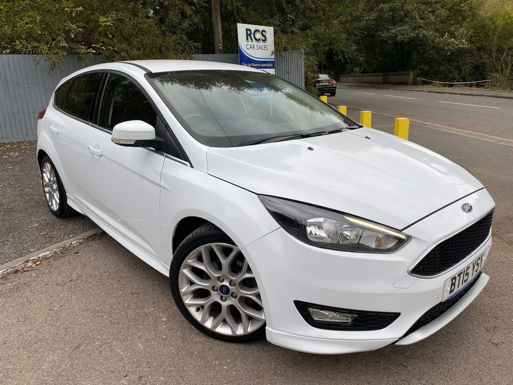 Ford Focus Hatchback 1.0T EcoBoost Zetec S (s/s) 5dr