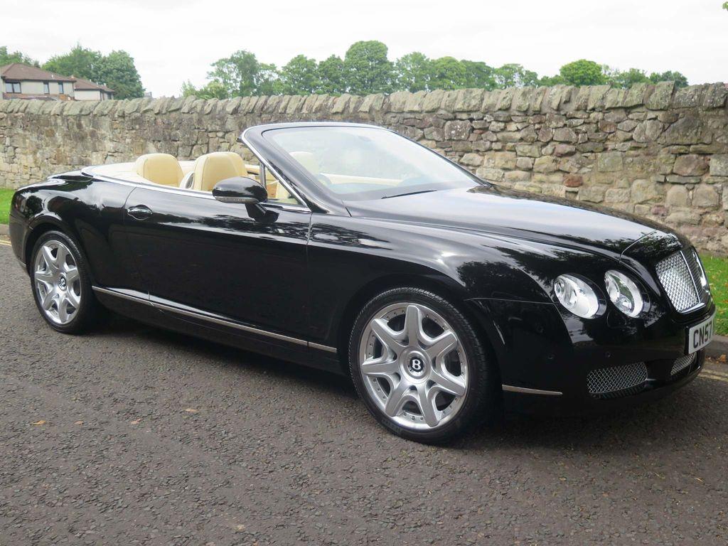 Bentley Continental Convertible 6.0 GTC 2dr