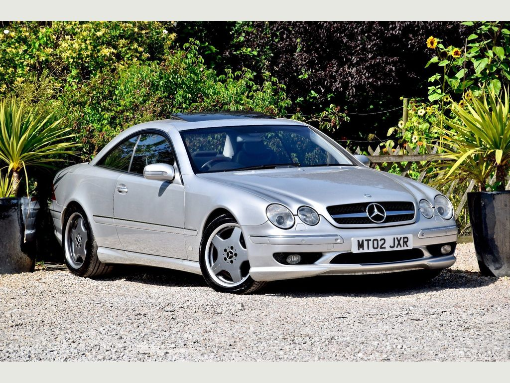 Mercedes-Benz AMG Coupe 5.4 CL55 AMG 2dr