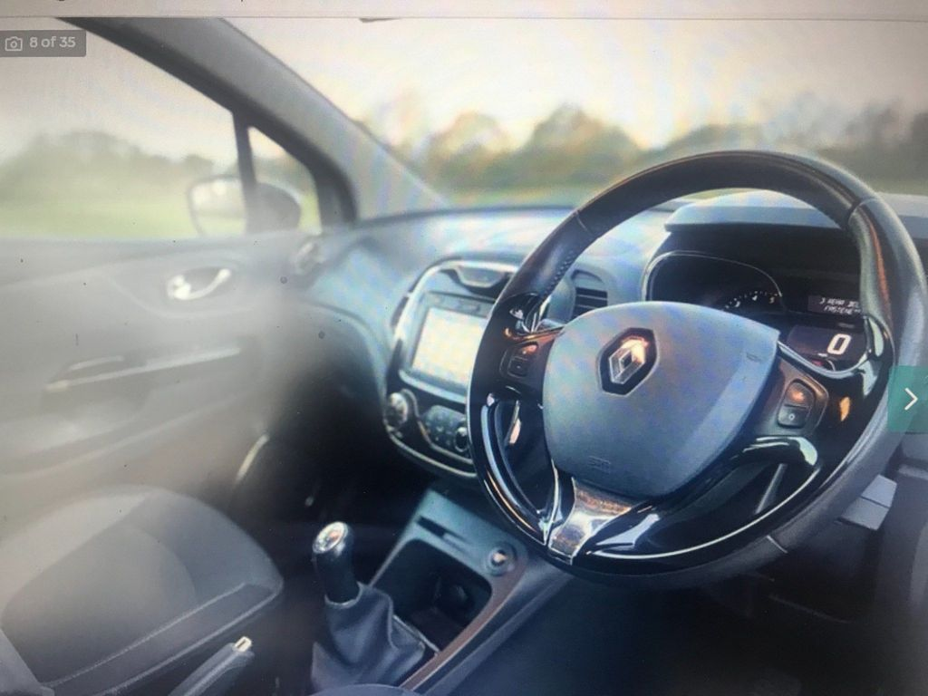 Renault Captur SUV 1.5 dCi Dynamique MediaNav EDC (s/s) 5dr