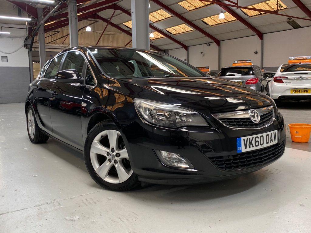 Vauxhall Astra Hatchback 1.3 CDTi ecoFLEX SRi 5dr