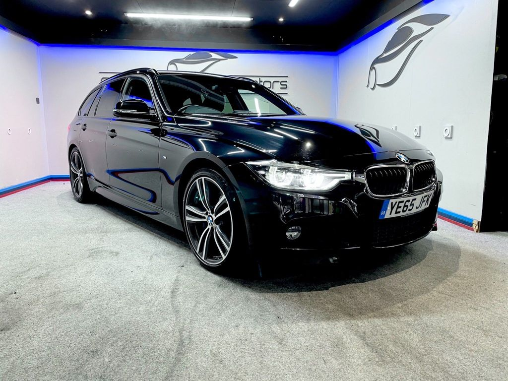 BMW 3 Series Estate 2.0 318d M Sport Touring Auto (s/s) 5dr