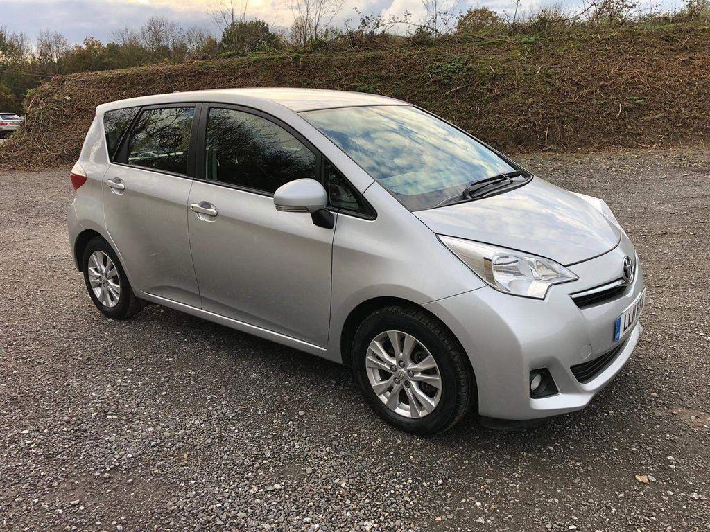 Toyota Verso S MPV 1.33 TR M-Drive S 5dr