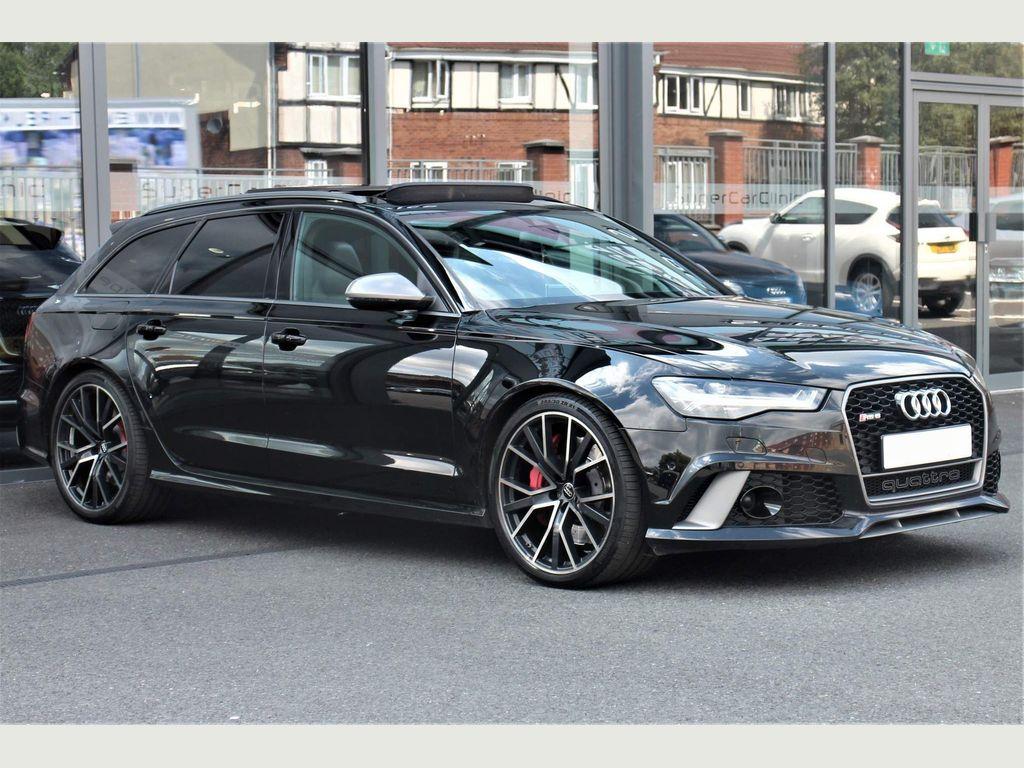 Audi RS6 Avant Estate 4.0 TFSI V8 Performance Avant Tiptronic quattro (s/s) 5dr