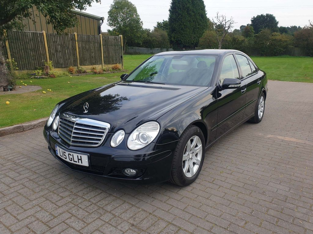 Mercedes-Benz E Class Saloon 3.0 E280 CDI SE (Executive) G-Tronic 4dr