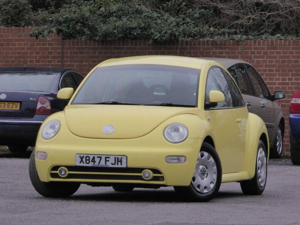 Volkswagen Beetle Hatchback 2.0 3dr