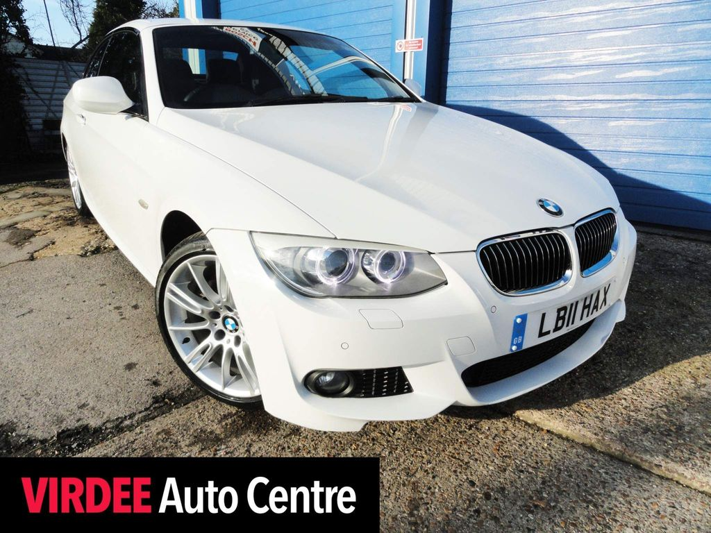BMW 3 Series Convertible 3.0 330i M Sport Auto 2dr