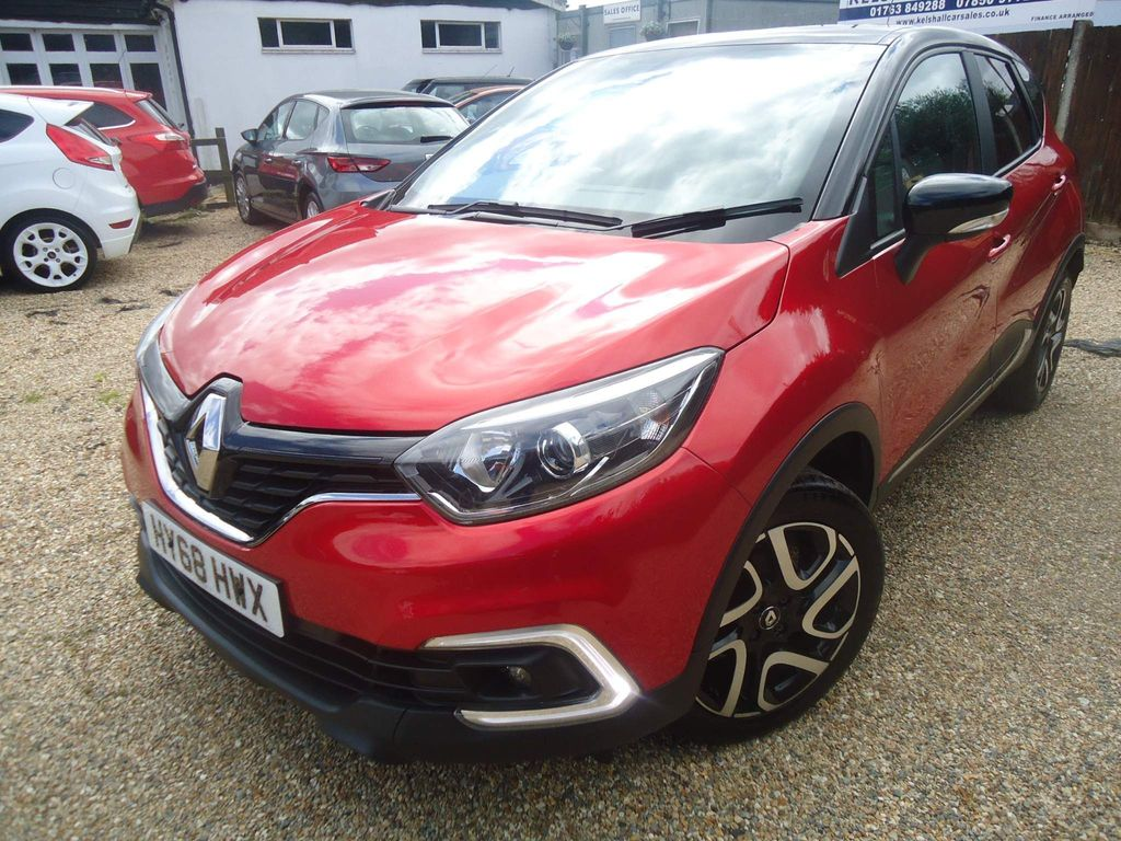 Renault Captur SUV 0.9 TCe ENERGY Iconic (s/s) 5dr