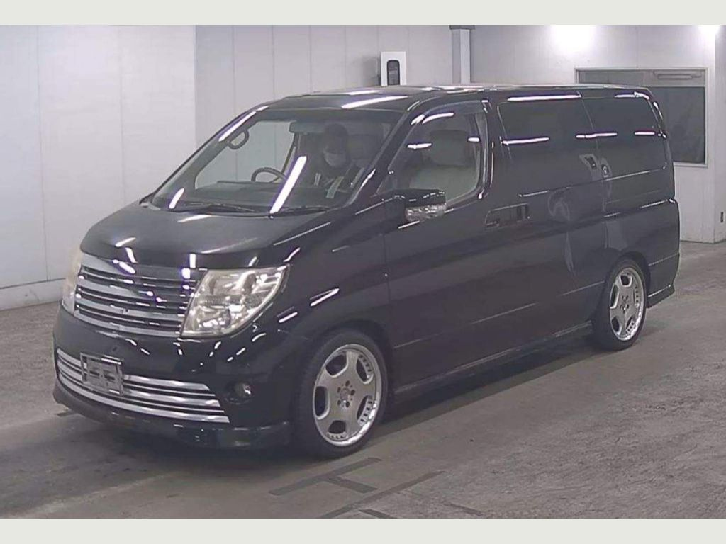 Nissan Elgrand Unlisted RIDER S AUTECH FULL LEATHER 2.5