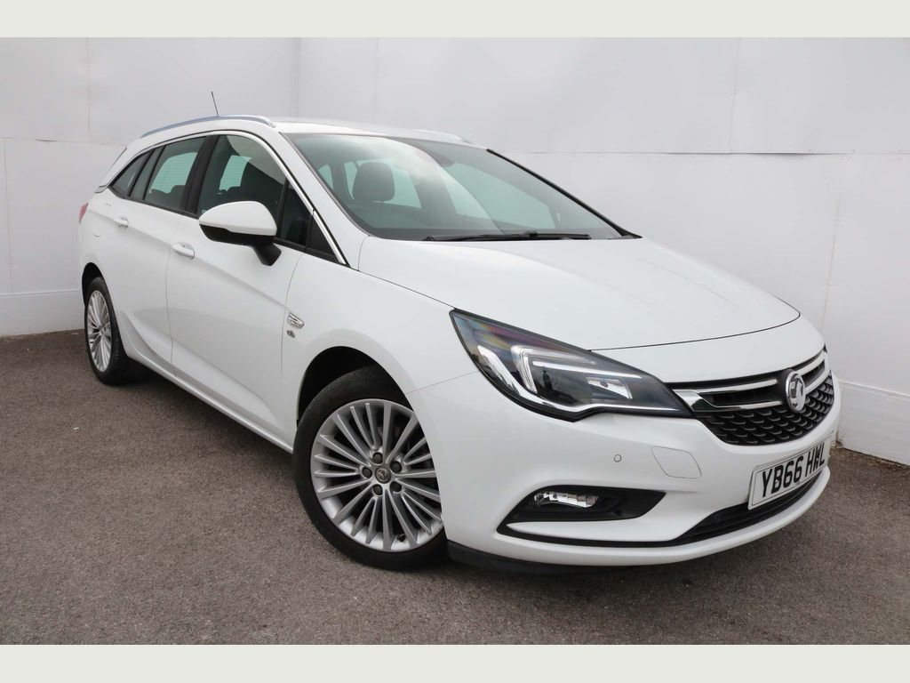 Vauxhall Astra Estate 1.6 CDTi ecoFLEX Elite Sports Tourer (s/s) 5dr