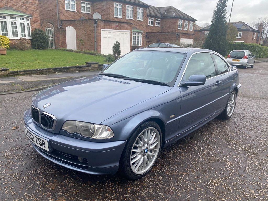BMW 3 Series Coupe 3.0 330Ci 330 SE 2dr
