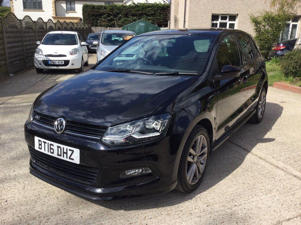 Volkswagen Polo Hatchback 1.0 TSI BlueMotion Tech R Line (s/s) 5dr