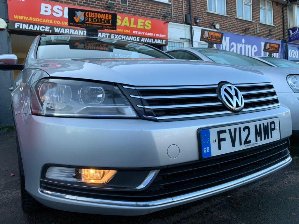 Volkswagen Passat Estate 2.0 TDI BlueMotion Tech SE DSG 5dr