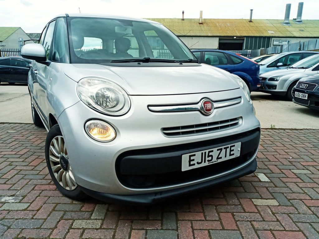Fiat 500L MPV 1.3 MultiJet Pop Star Dualogic (s/s) 5dr