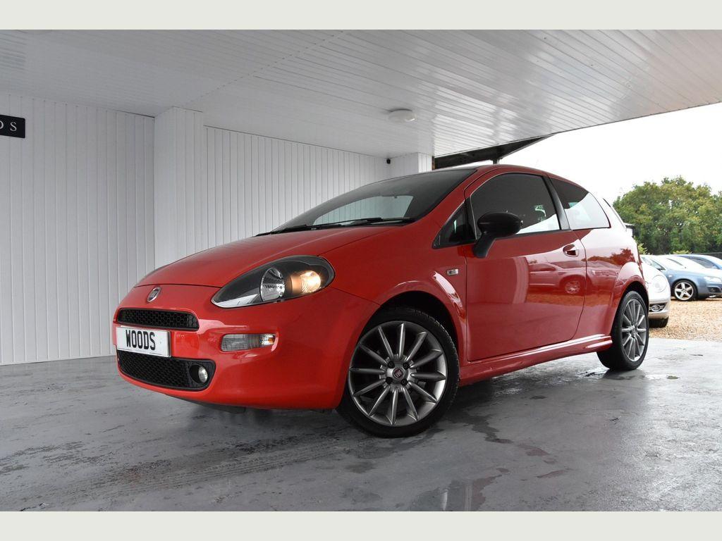 Fiat Punto Hatchback 1.4 MultiAir Sporting (s/s) 3dr