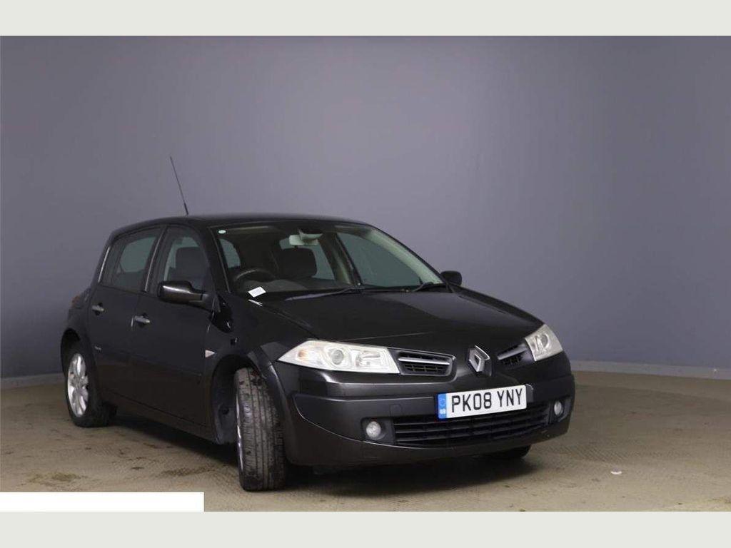 Renault Megane Hatchback 1.4 16v Tech Run 5dr