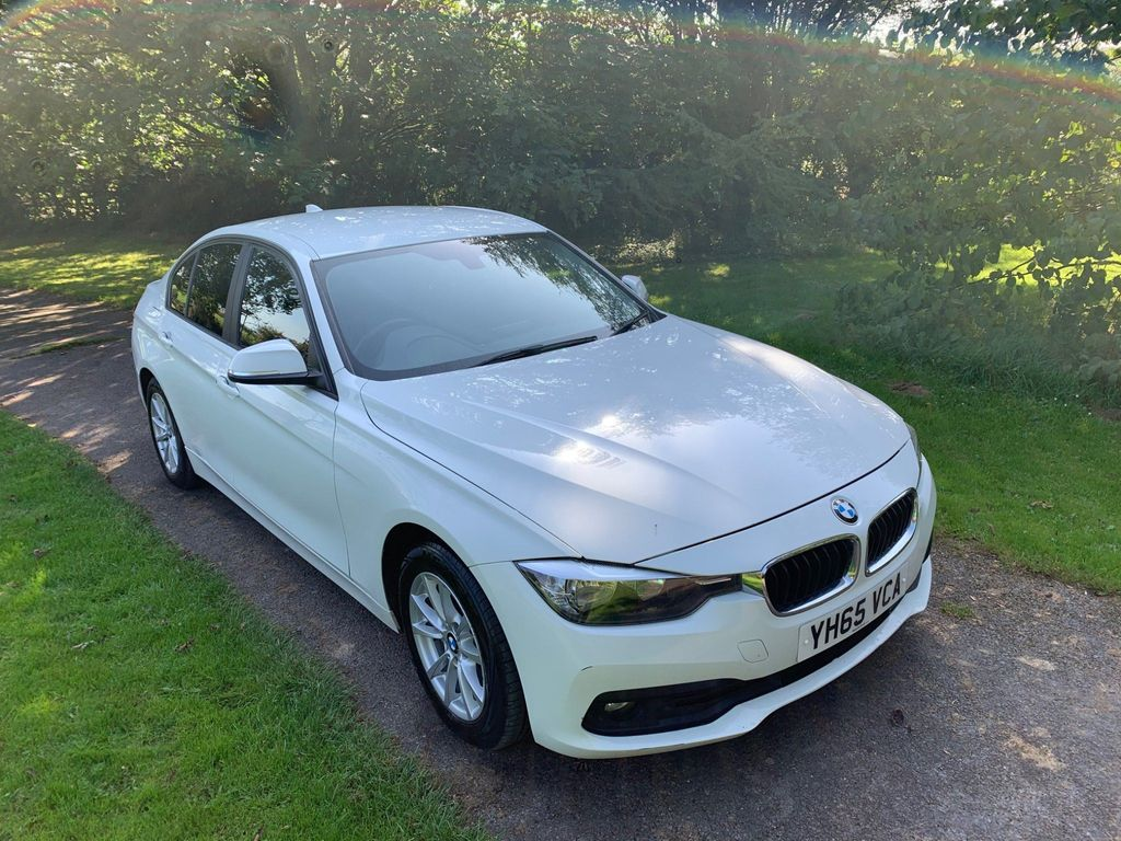 BMW 3 Series Saloon 2.0 320d BluePerformance ED Plus Auto (s/s) 4dr