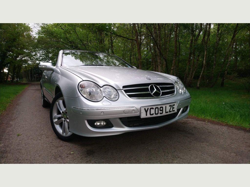 Mercedes-Benz CLK Convertible 3.0 CLK280 Avantgarde Cabriolet 7G-Tronic 2dr