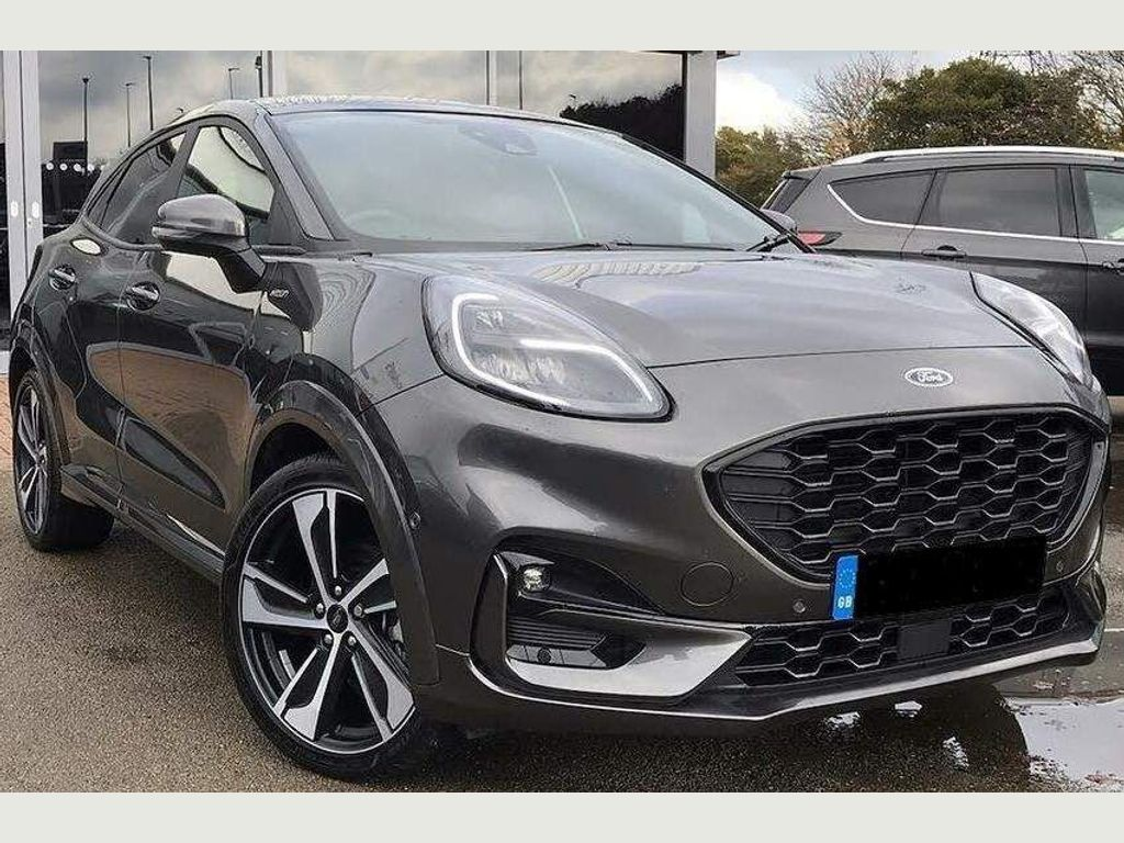 Ford Puma SUV 1.0T EcoBoost MHEV ST-Line X (s/s) 5dr