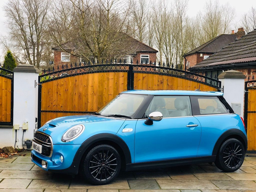 Used Mini Hatch Hatchback 2 0 Cooper S Auto S S 3dr In