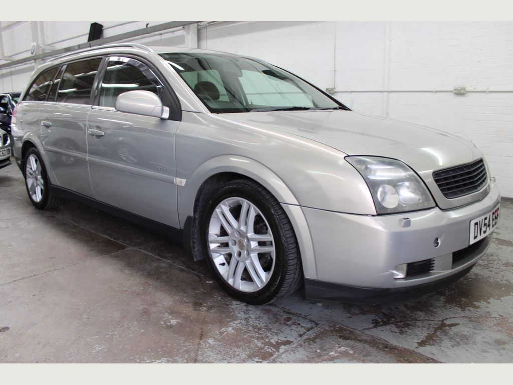 Vauxhall Vectra Estate 1.9 CDTi Elite 5dr