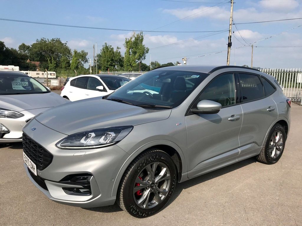 Ford Kuga SUV 1.5 EcoBlue ST-Line First Edition (s/s) 5dr