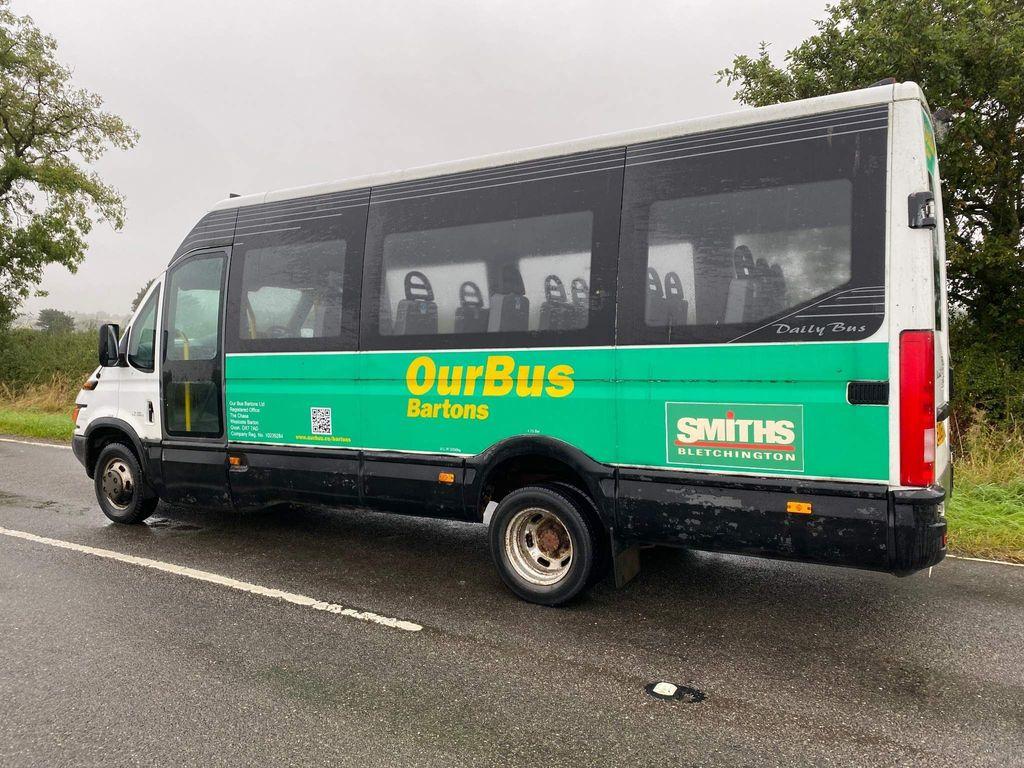 Iveco Daily Minibus MINIBUS 50S13 2800cc