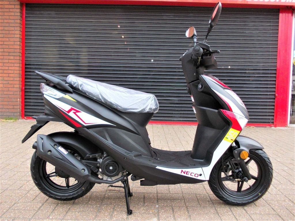 Neco One Moped 50 50 R 12in