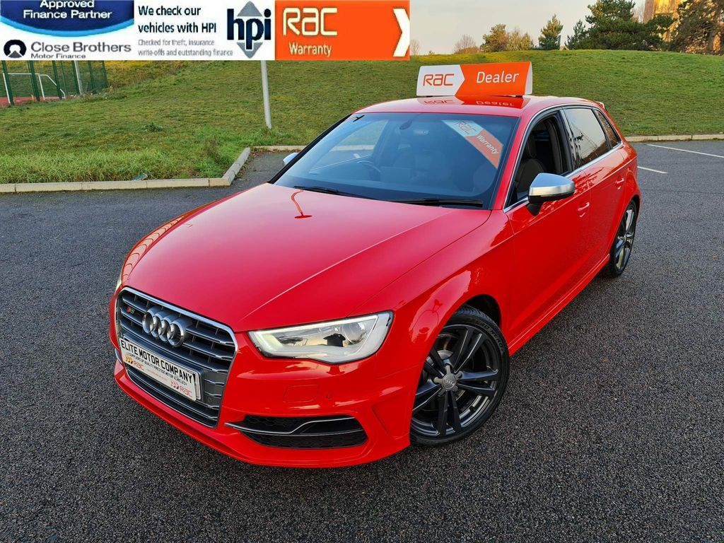 Audi S3 Hatchback 2.0 TFSI Sportback quattro 5dr