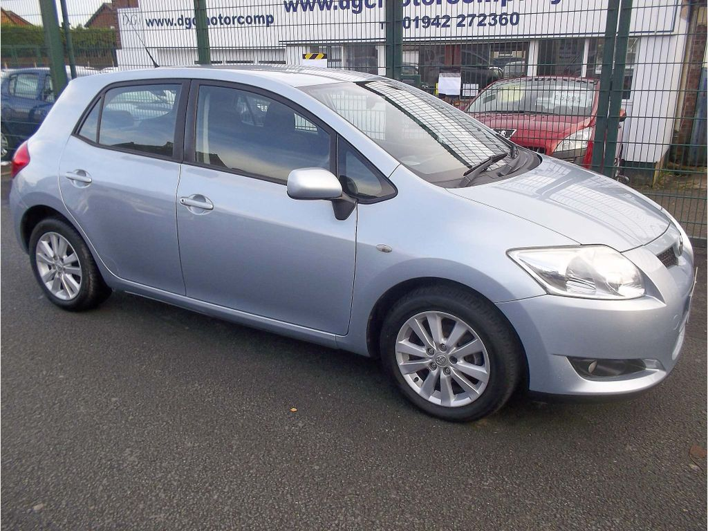 Toyota Auris Hatchback 1.4 Limited Edition 5dr