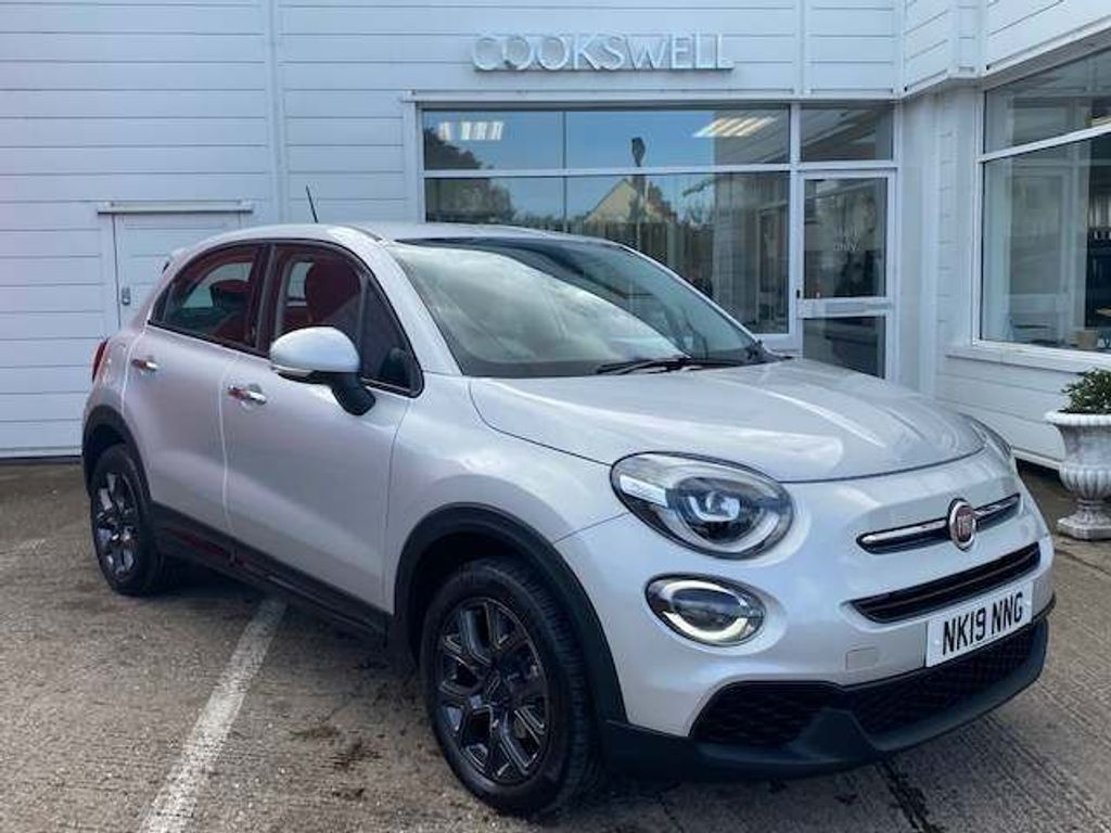 Fiat 500X SUV 1.0 FireFly Turbo 120th (s/s) 5dr