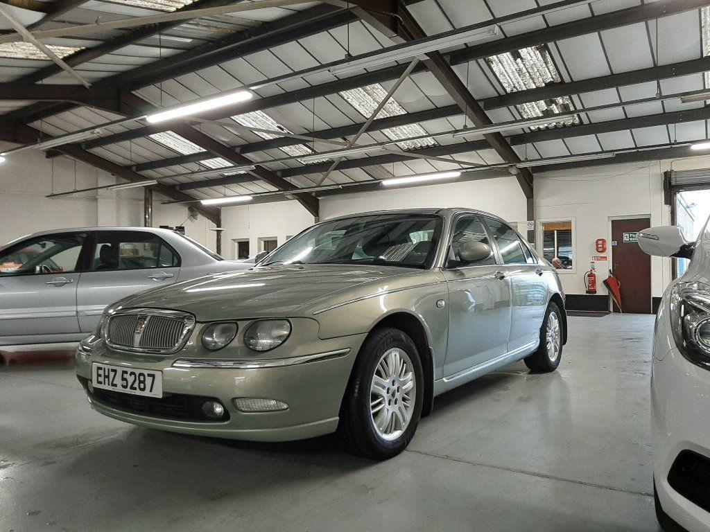 Rover 75 Saloon 2.0 CDTi Club SE 4dr