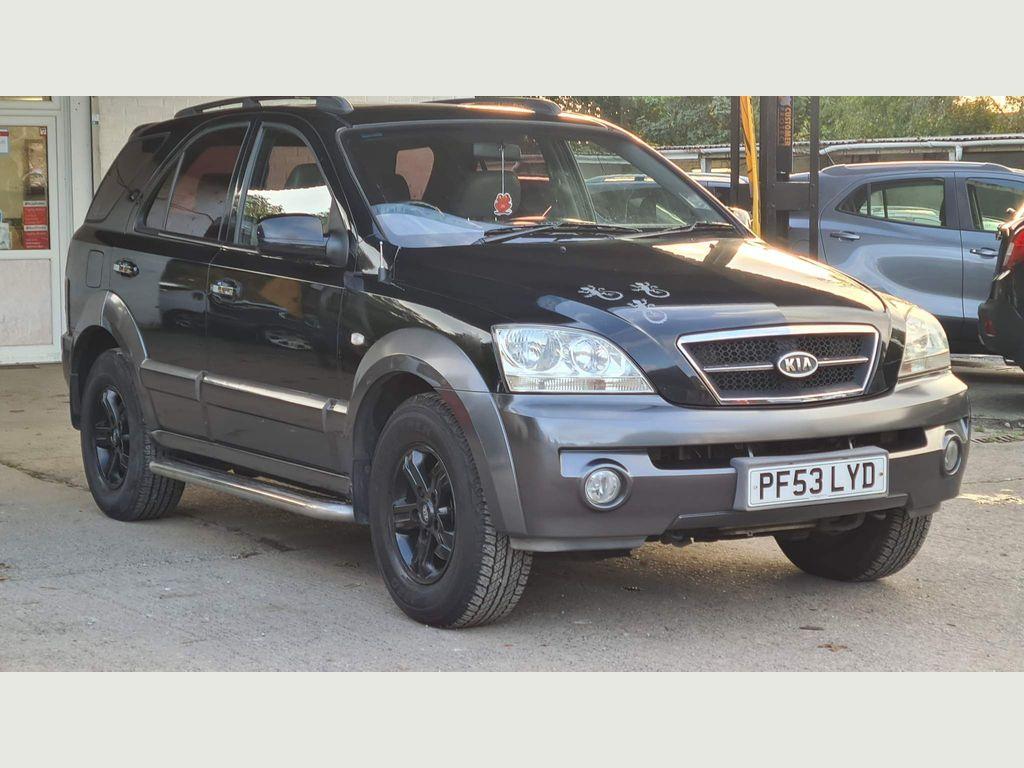 Kia Sorento SUV 2.5 CRDi XS 5dr