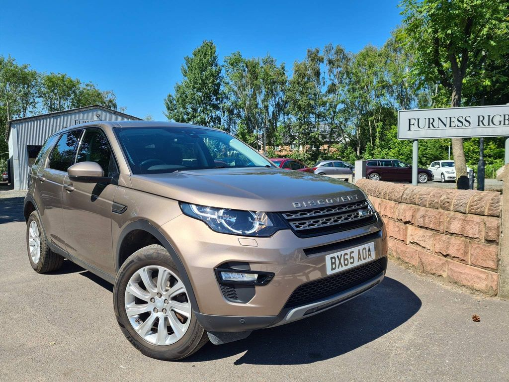 Land Rover Discovery Sport SUV 2.0 TD4 SE Auto 4WD (s/s) 5dr