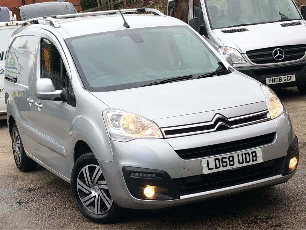 Citroen Berlingo Panel Van 1.6 BlueHDi 625 LX L1 ETG6 5dr