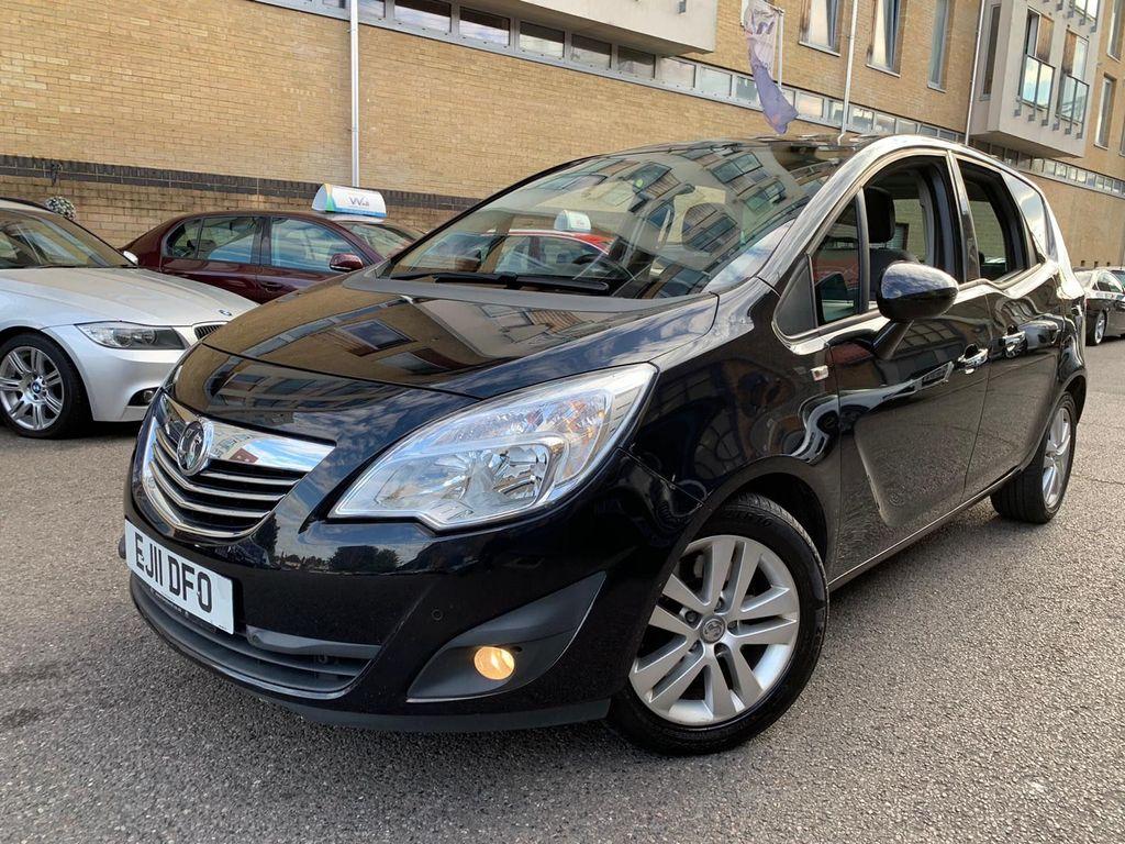 Vauxhall Meriva MPV 1.7 CDTi 16v SE 5dr