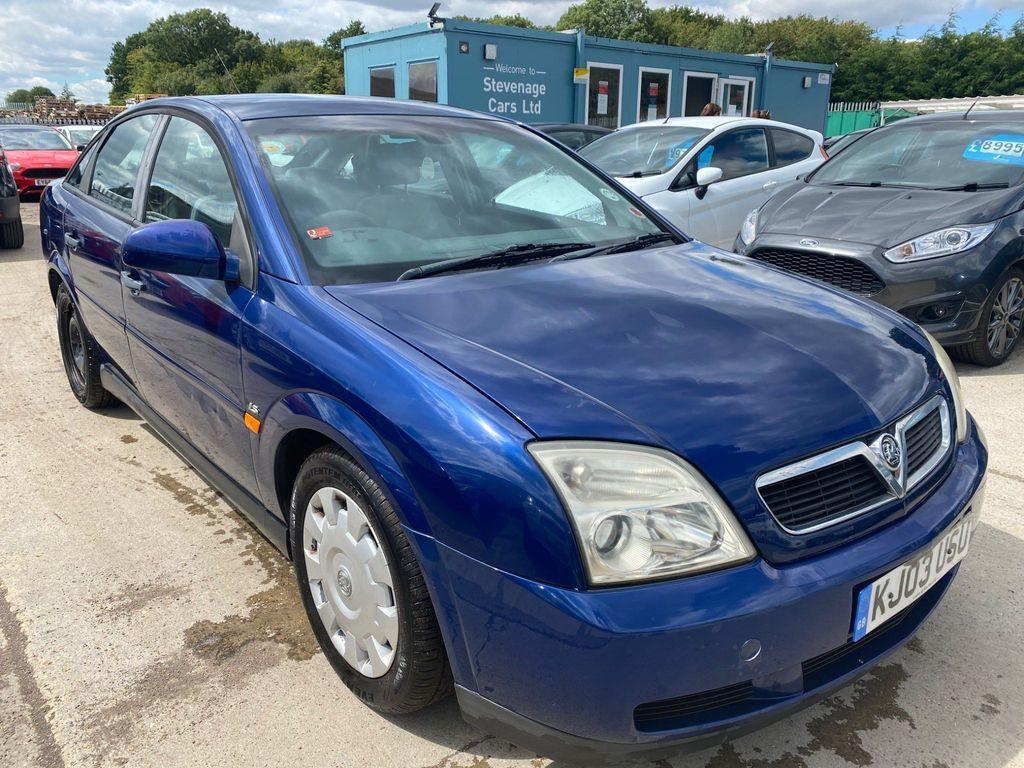 Vauxhall Vectra Hatchback 1.8 i 16v LS 5dr