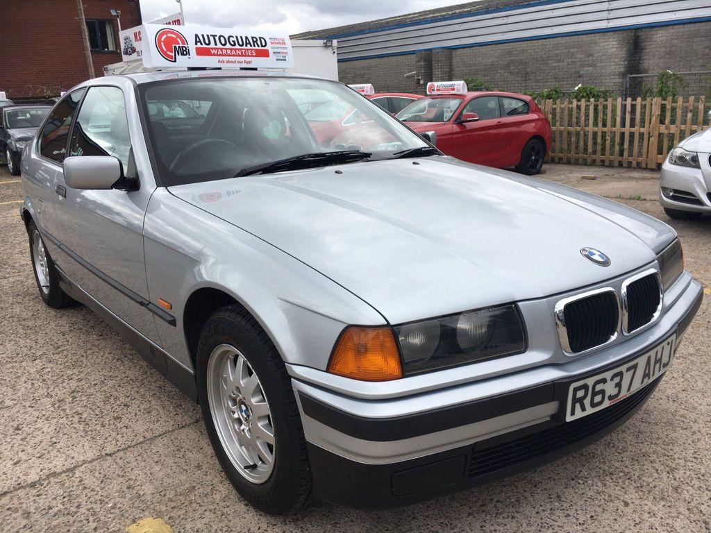 BMW 3 Series Hatchback 1.6 316i Compact 3dr