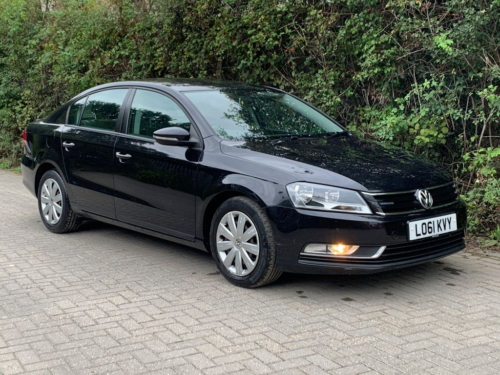 Volkswagen Passat Saloon 1.6 TDI BlueMotion Tech (s/s) 4dr