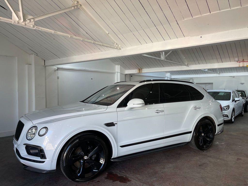 Bentley Bentayga SUV 4.0 V8 Auto 4WD (s/s) 5dr