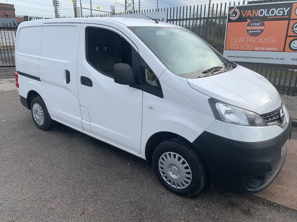 Nissan NV200 Panel Van 1.5DCi ACENTA (AIR-CON) VANS